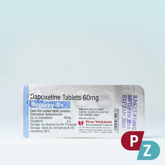 DAPOXETINE-tablets-60mg-strip-achterkant